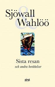 Cover for Sista resan och andra berättelser
