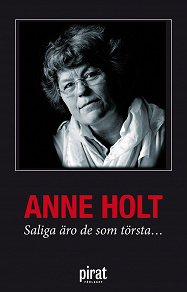Cover for Saliga äro de som törsta...