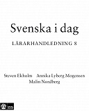 Cover for Svenska idag LH 8