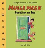 Cover for Mulle Meck berättar om hus