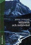 Cover for Miljöetik och miljövård