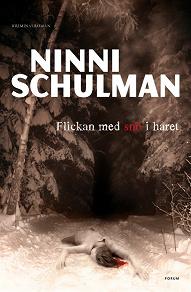 Cover for Flickan med snö i håret