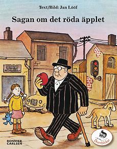 Cover for Sagan om det röda äpplet