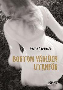 Cover for Bortom världen utanför
