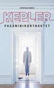 Cover for Paganinikontraktet