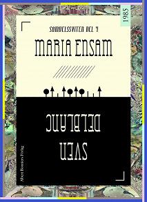 Cover for Maria ensam