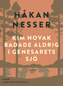Cover for Kim Novak badade aldrig i Genesarets sjö