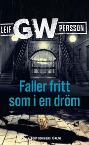 Cover for Faller fritt som i en dröm