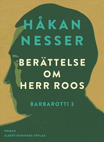 Cover for Berättelse om herr Roos