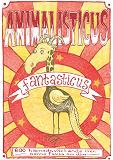 Cover for Animalisticus fantasticus : 600 häpnadsväckande men sanna fakta om djur (PDF)