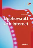 Cover for Upphovsrätt och Internet