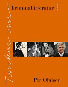 Cover for Tankar om kriminallitteratur