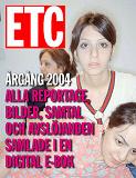 Cover for ETC år 2004