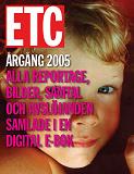 Cover for ETC år 2005