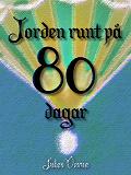 Cover for Jorden runt på 80 dagar