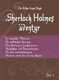 Cover for Sherlock Holmes Äventyr - Volym 1