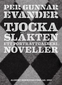 Cover for Tjocka släkten : Noveller