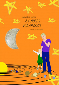Cover for Snurrig månpoesi
