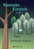 Cover for Wannabe Einstein (alien?)