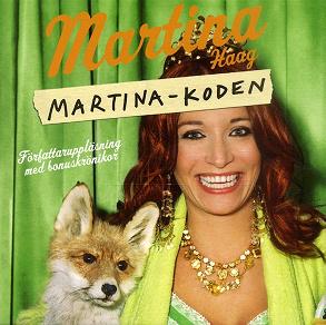 Cover for Martina-koden