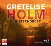 Cover for Ministermordet
