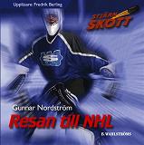 Cover for Resan till NHL