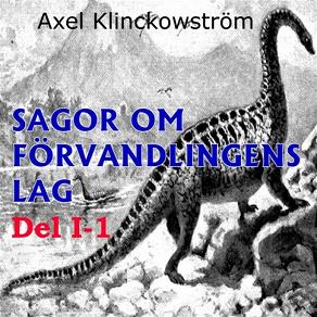 Cover for Sagor om förvandlingens lag I-1