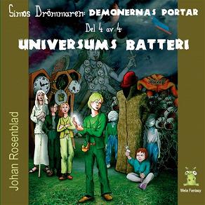 Cover for Demonernas portar 4 - Universums batteri
