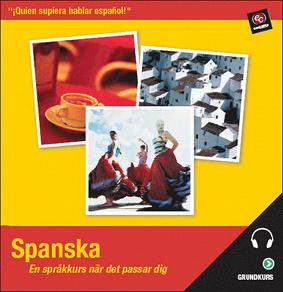 Cover for Spansk Grundkurs