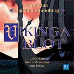 Cover for Vikingablot : en historisk roman om Birka