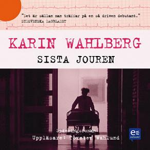 Cover for Sista jouren
