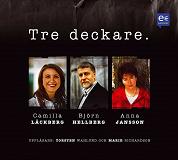 Cover for Tre deckare