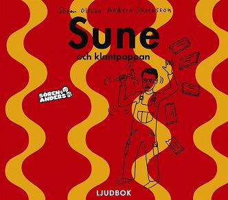Cover for Sune och klantpappan