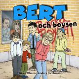 Cover for Bert och boysen