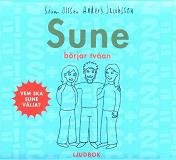 Cover for Sune börjar tvåan
