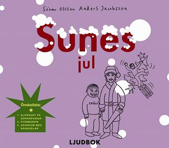 Cover for Sunes jul