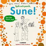 Cover for Spik och panik, Sune!