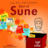 Cover for Bäst of Sune