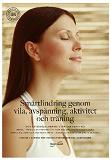 Cover for Smärtlindring genom vila, avspänning, aktivitet  och träning