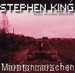Cover for Maratonmarschen
