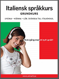 Cover for Italiensk språkkurs grundkurs