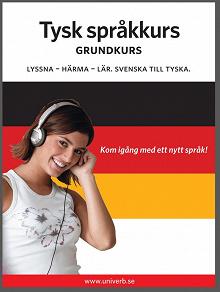 Cover for Tysk språkkurs grundkurs