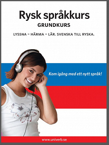 Cover for Rysk språkkurs grundkurs