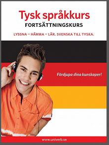 Cover for Tysk språkkurs fortsättningskurs