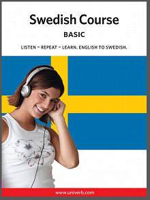 Cover for Swedish course basic