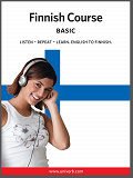 Cover for Finnish course basic