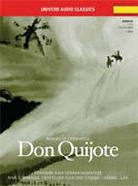 Cover for Don Quijote