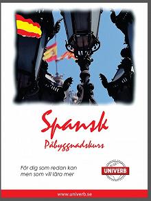 Cover for Spansk språkkurs påbyggnadskurs
