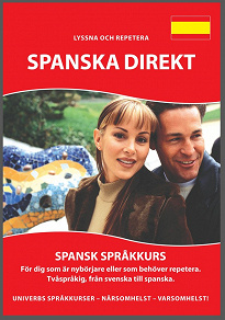 Cover for Spanska Direkt