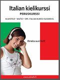 Cover for Italiankielikurssi peruskurssi
